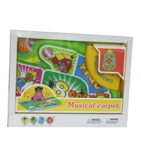 Musical carpet