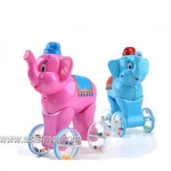 Press Power Elephant