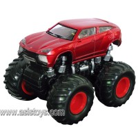 4WD FRICTION CAR