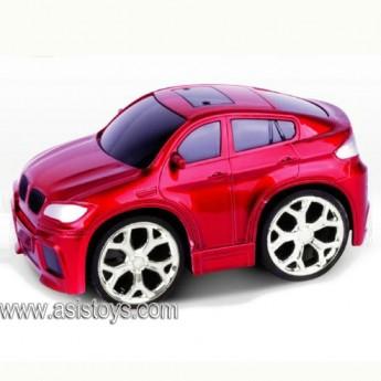 4 CH R/C simulation car