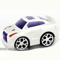 4 CH R/C simulation car with man