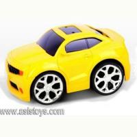 4CH R/C simulation car