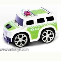 4 CH R/C police car with man