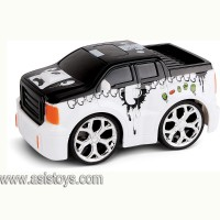 4 CH R/C mini car with man