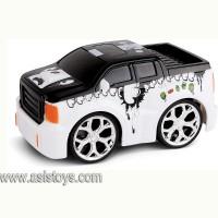 4 CH R/C mini car with man