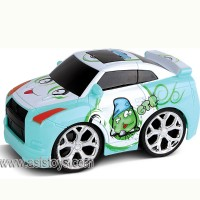 4 CH R/C cartoon mini car with man