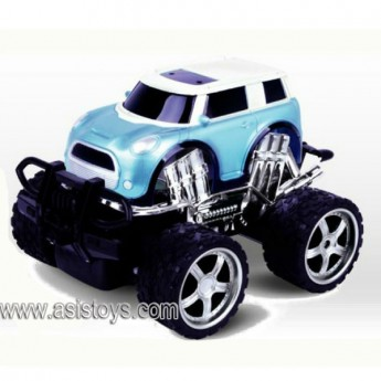 4 CH simulation cross country R/C car