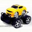 4 CH cross country R/C car with man