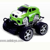 4 CH cross country R/C taxi with man