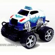 4 CH cross country R/C taxi