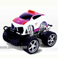 4 CH cross country R/C texi with man