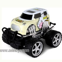 4 CH cross country R/C mini car