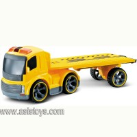 4 CH mini container R/C car