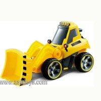 4CH mini construction R/C car
