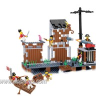 Pirate series 358 pcs
