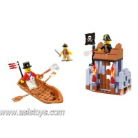 Pirate series 146 pcs