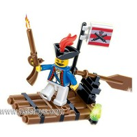 Pirate series 30 pcs