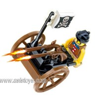 Pirate series 45 pcs