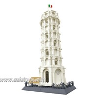 The Leaning Tower of Pisa 1392 pcs