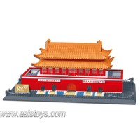 The Tian'anmen Rostrum 758pcs