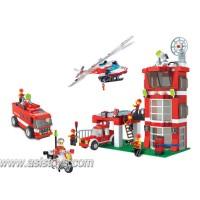 Fire  alarm  series 638 pcs