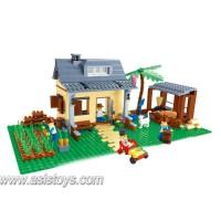 Farm  series 412 pcs