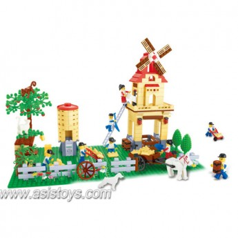 Farm  series 569 pcs
