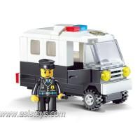 Police series 81 pcs