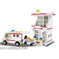 Life saving series 228 pcs