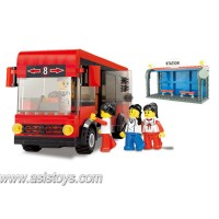 Bus series 318 pcs