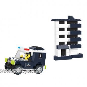 Block Series 125 pcs