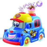 Electric Bubble Car