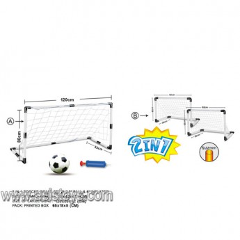 Football playing set