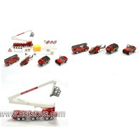 Die-cast fire fighting Group