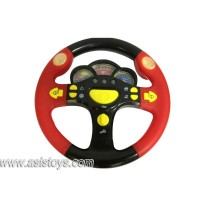 Electric  steering wheel