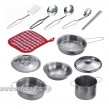 Stainless Steel  Kitchen Set